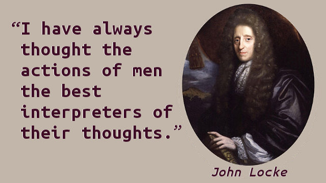 an essay concerning human understanding john locke quotes