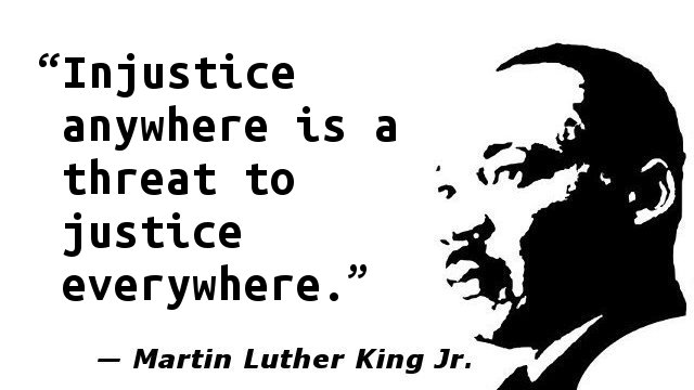 Quotes From Mlk Letter From Birmingham Jail: Quote Of The Day