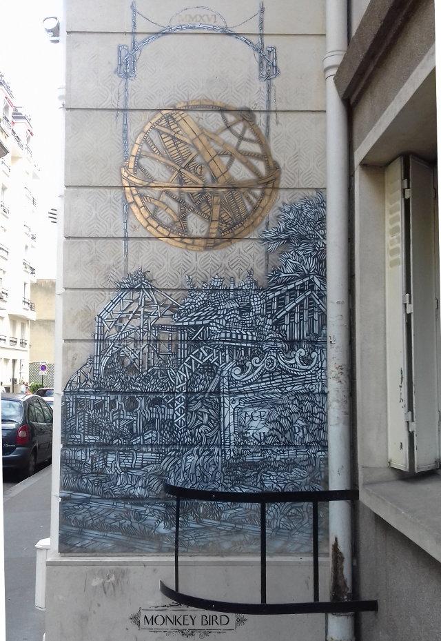 rue de Vaugirard, June 26, 2016, Paris 6ème