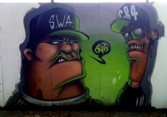 Art in Street, 's-Hertogenbosch, Netherlands