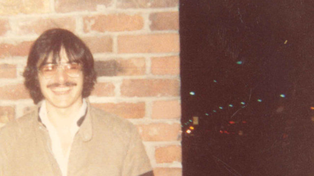 Me in May of 1983