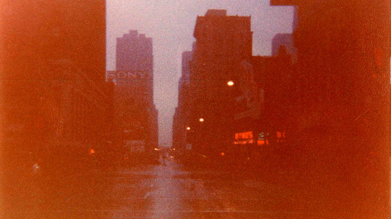 New York - Times Square - July 1977