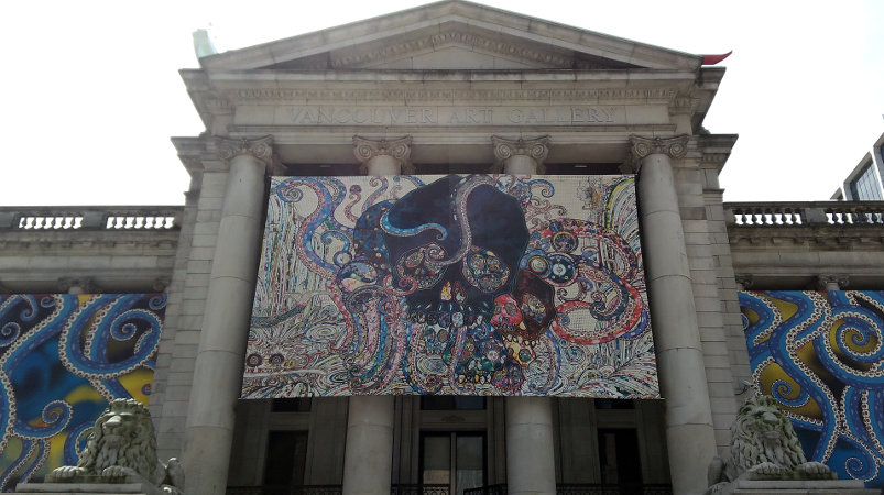 Vancouver Art Gallery, 750 Hornby St, Vancouver, Canada