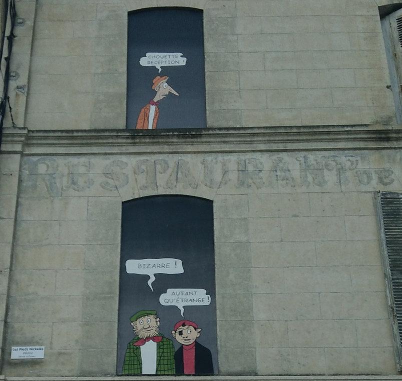 Street Art, 2 Rue Jean Fougerat, Angoulême, France