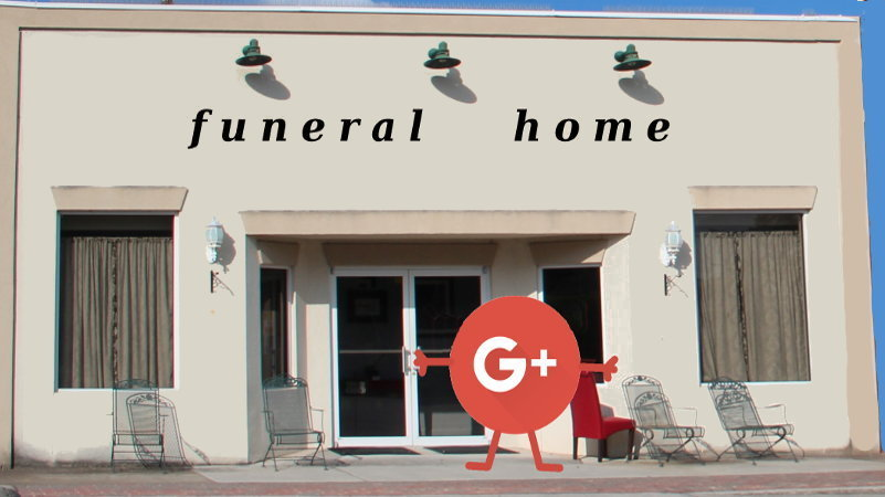GPlus visits Funeral Home