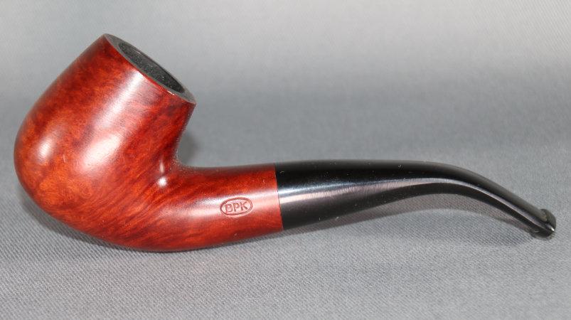 Smoking Pipe Bent
