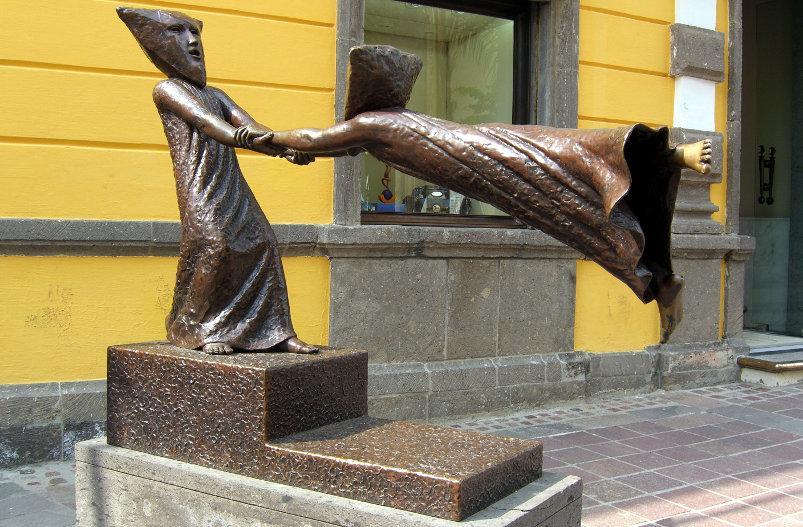 Urban Art, Independencia Eje 238, Tlaquepaque, Mexico