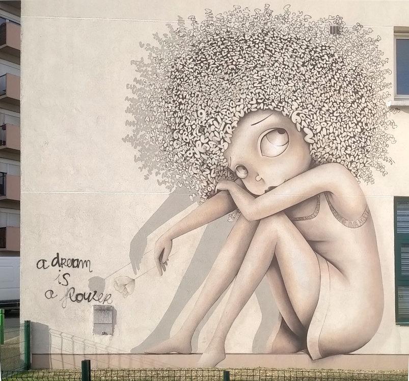 Street Art, 24 rue Paul Bert, Malakoff, France